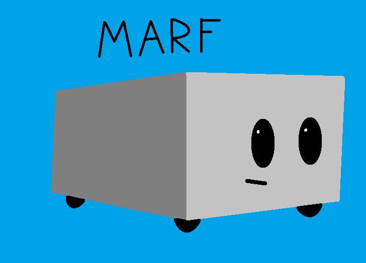 Marf by thecrazyworldofjack