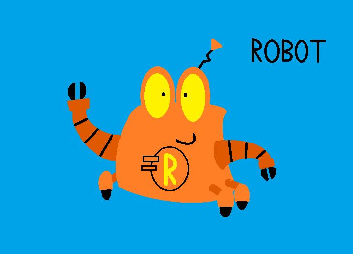 Robot by thecrazyworldofjack