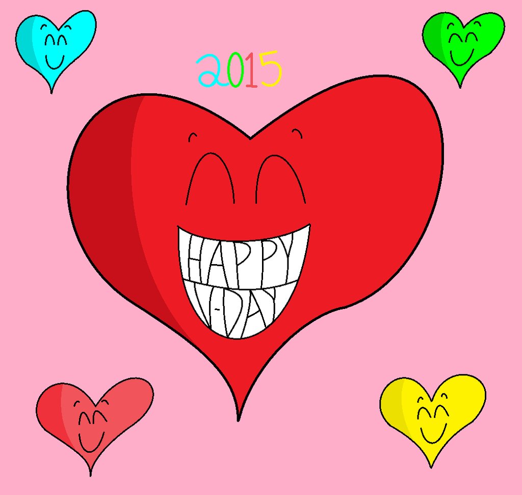 I'm Back for Valentine's Day by thecrazyworldofjack