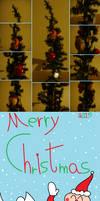 My Christmas Tree by thecrazyworldofjack