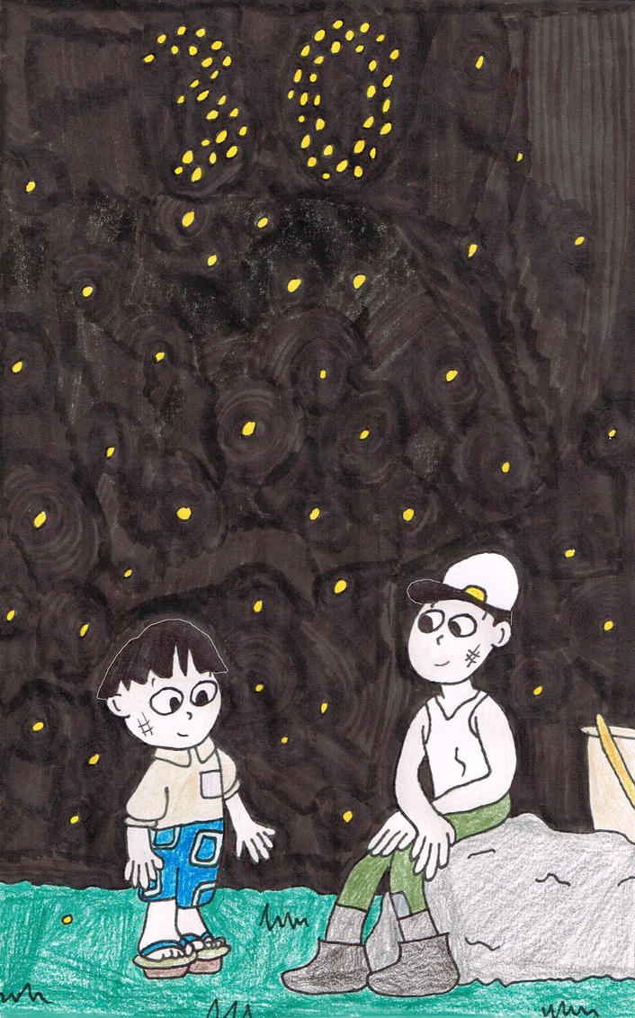 30 Years of Grave of the Fireflies by thecrazyworldofjack
