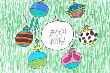 Huffington's Christmas Ornaments - 10