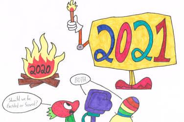 Happy New Year (2021)