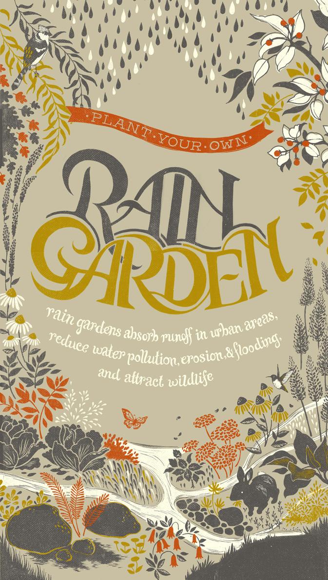 Plant Your Own Rain Garden by teaganwhite