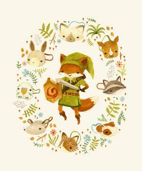 The Legend of Zelda: Mammal's Mask