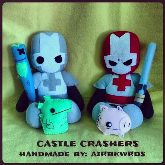 Castle Crasher Toys 56