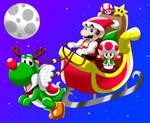 Mario Claus, Elfoad and Rodoshi