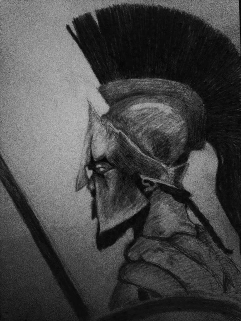 King Leonidas by Nindyr