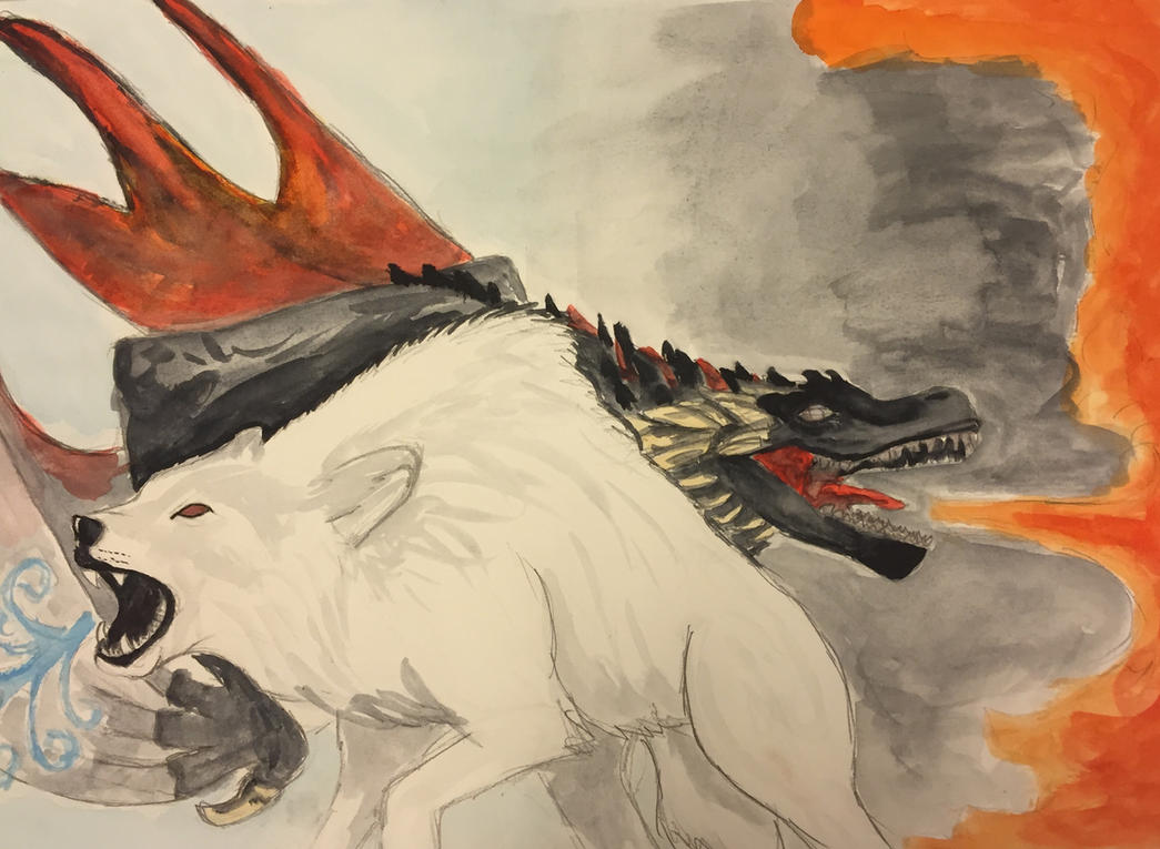 A Song of Ice and Fire by Nindyr