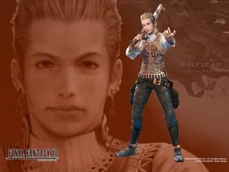 Balthier Wallpaper by Balthier-Club