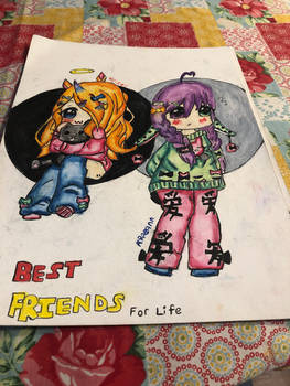 Best friends for L I F E