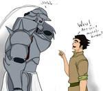 Bolin, meet Alphonse
