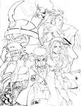 tokugawa enemies by slashbadgear