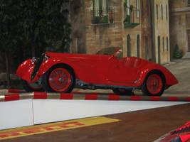 1937 ALFA ROMEO 8C2900A by Aya-Wavedancer