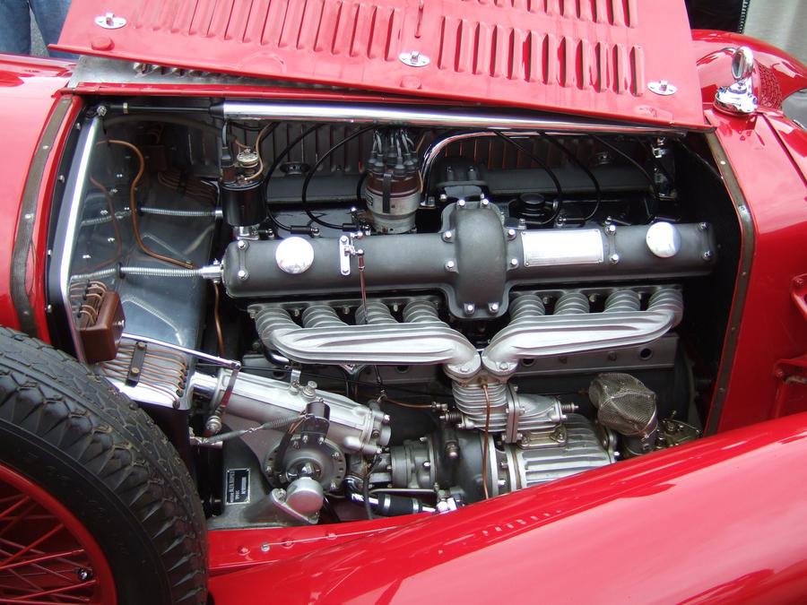 Alfa Romeo 8c 2300 Monza Motor By Aya Wavedancer On Deviantart