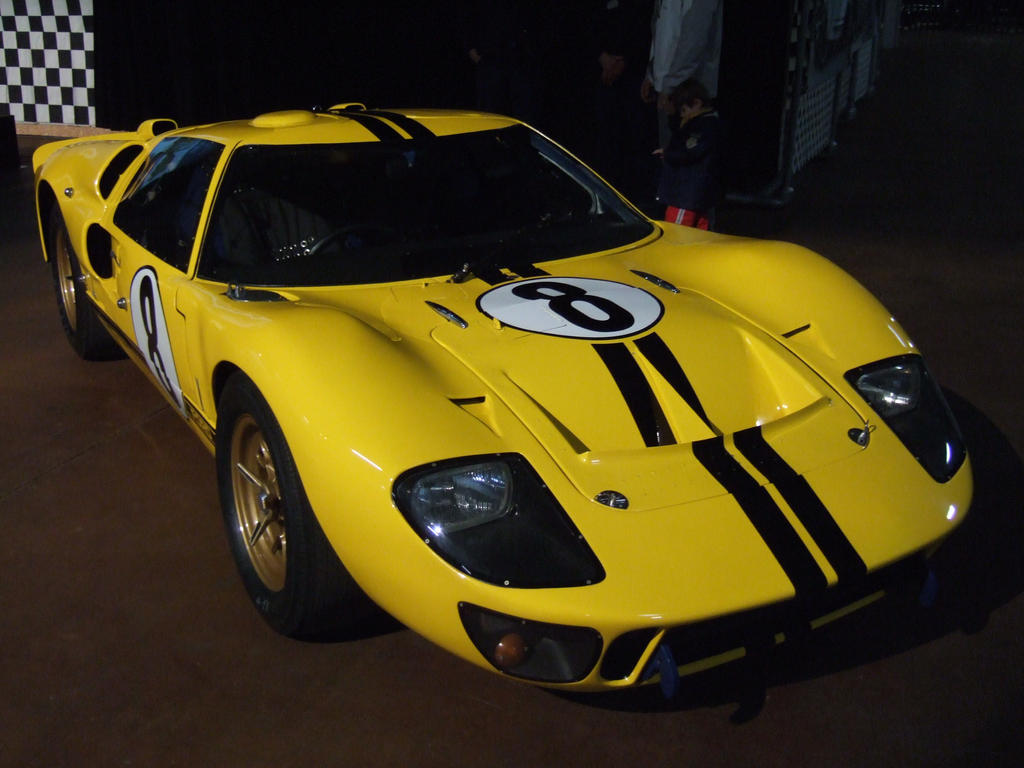 Ford GT40MKII XGT-1 by Aya-Wavedancer