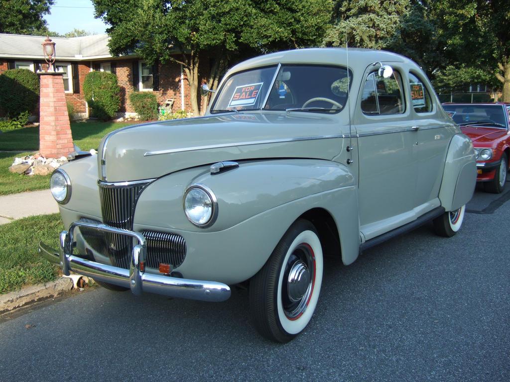 1941 ford business coupe. Black Bedroom Furniture Sets. Home Design Ideas