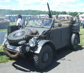 VW Typ 82 Kubelwagen Gross Deutschland by Aya-Wavedancer