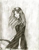Serafina Pekkala by ValerieAnna