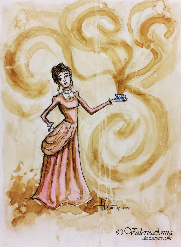 Koffie by ValerieAnna