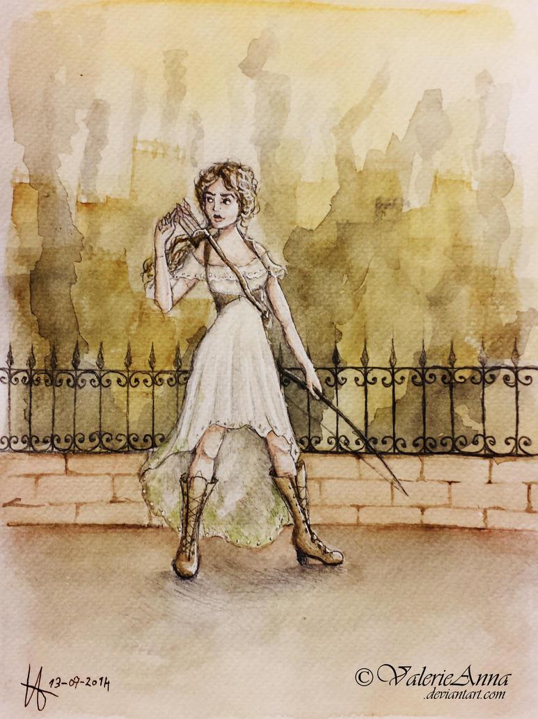 Archer by ValerieAnna