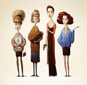 Twin Peaks characters