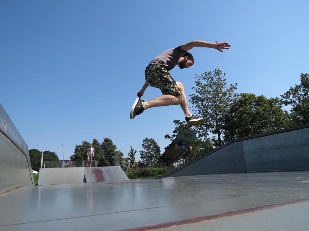 Skate photography by Ryuu2011