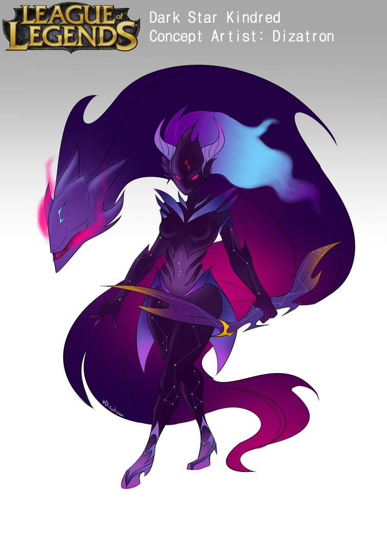 Kindred Dark Star