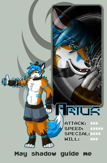 AriusLightrush's Profile Picture