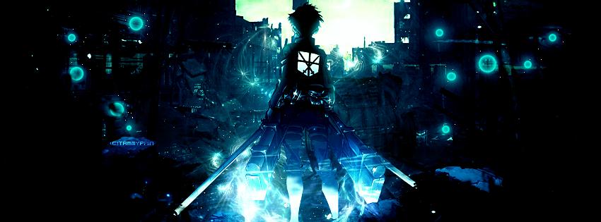 Eren Jaeger TLC by tammypain