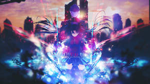 Fate/stay Night Unlimited Blade Works HD Wallpaper by tammypain