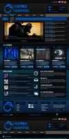 Vertex Hosting Website and Panel by dj-hacker