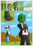 Mianite Adventures - Chapter 1 Page 1