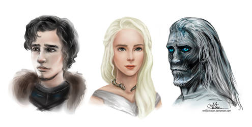 Game of Thrones: A Song of Ice and Fire