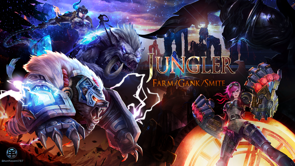 lol how to call jungler