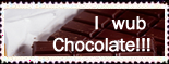 I Wub Chocolate by frangg23