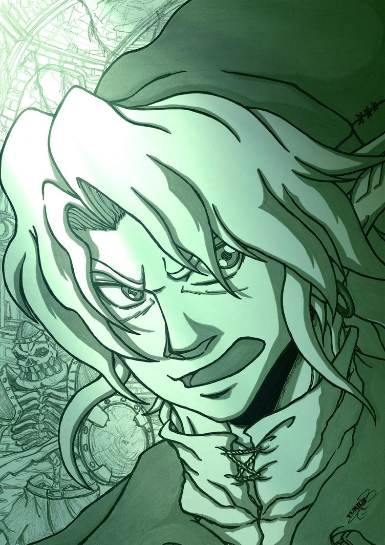 Link - The Legend of Zelda by Yurius06