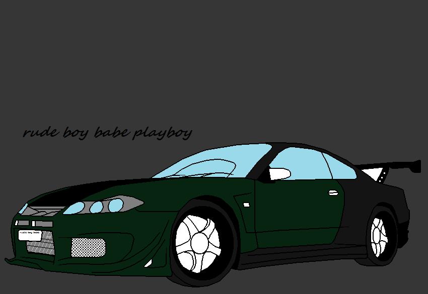 My car by LunaFlaw-TF