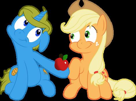 An Apple For Applejack