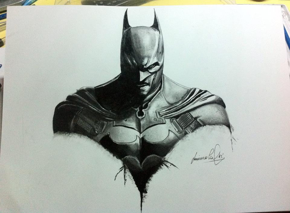 batman draw