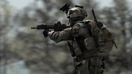 Marine Raider