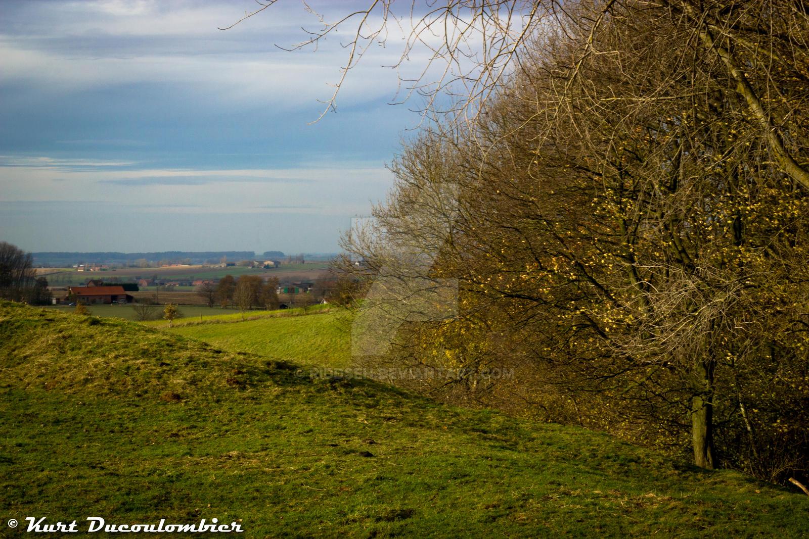 Flanders Fields - Heuvelland 3 by Riddseh
