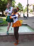 Sailor Venus Commission