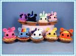 My Little Pony - crochet toys (amigurumi)