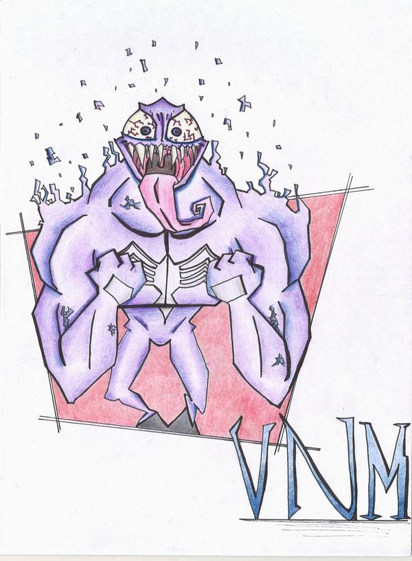 Venom by mayr1994