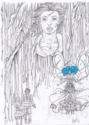 Les Fees existent Mirabelle ! /  Fairies exist !