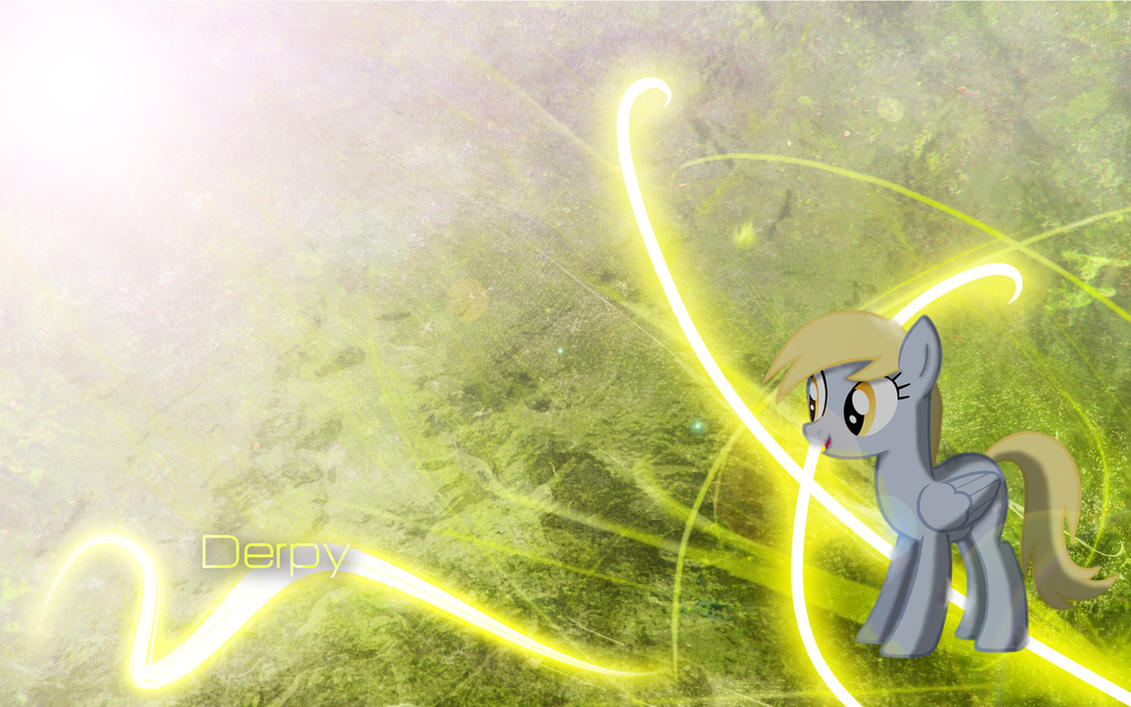 Derpy Wallpaper by Woodyz611