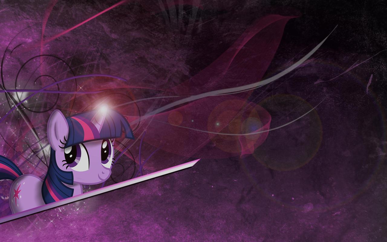Twilight Sparkle Wallpaper 2 by Woodyz611