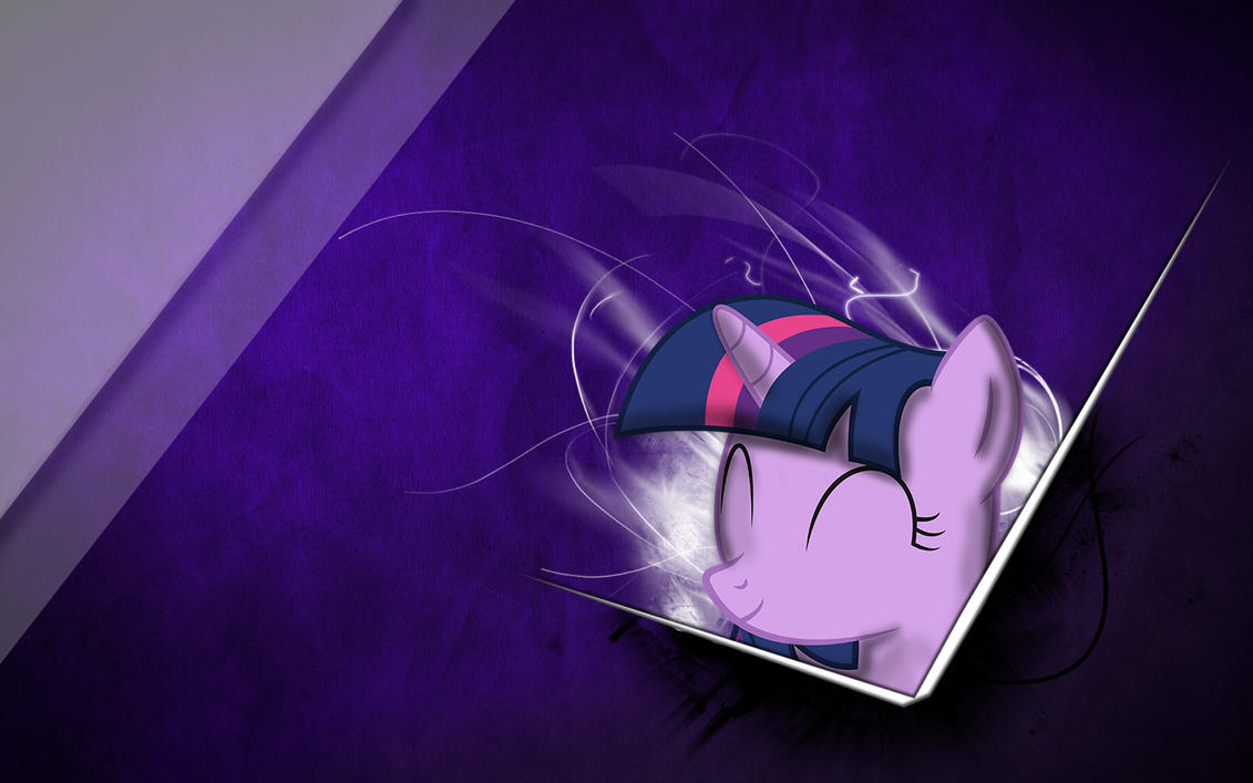 Twilight Sparkle Wallpaper 3 by Woodyz611