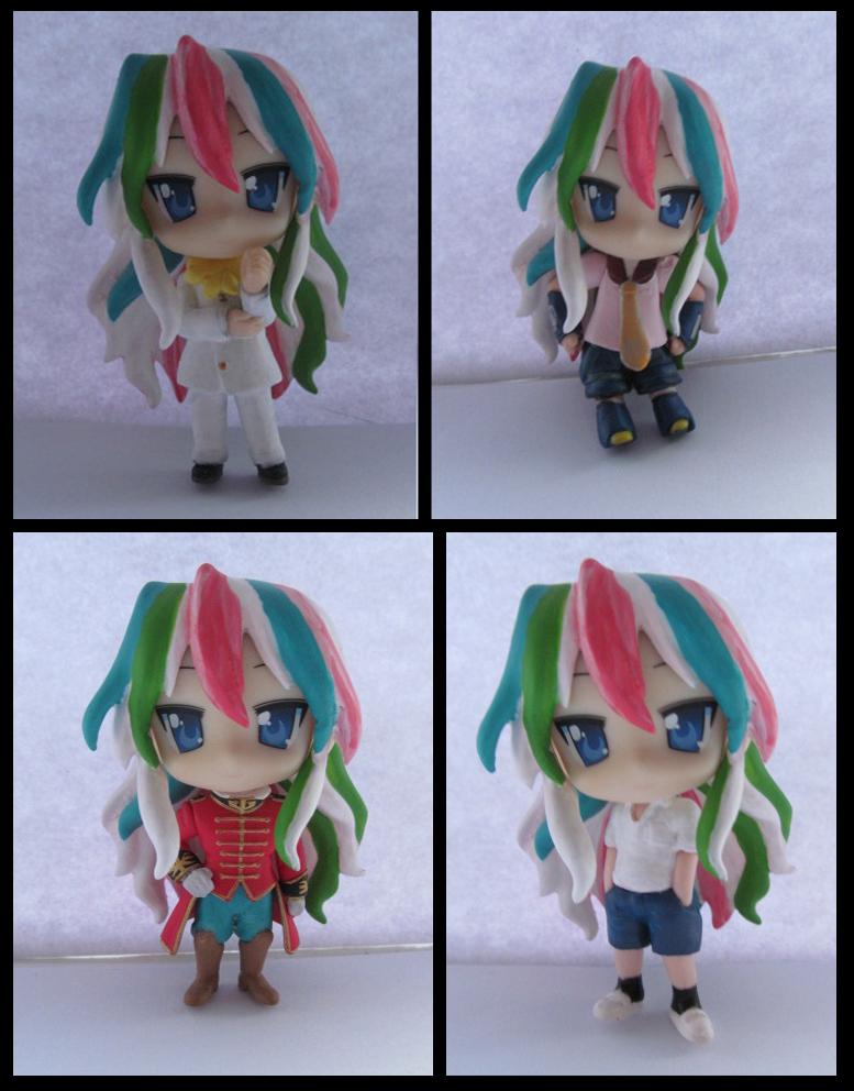 Custom Nendoroid Petite - Toriko - Sunny by Shakahnna